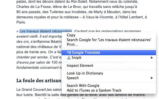 Comment utiliser Google Traduction
