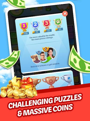 Lucky Diamond u2013 Jewel Blast Puzzle Game to Big Win  screenshots 3