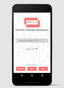 InstaSpaces: Book Workspaces- screenshot thumbnail