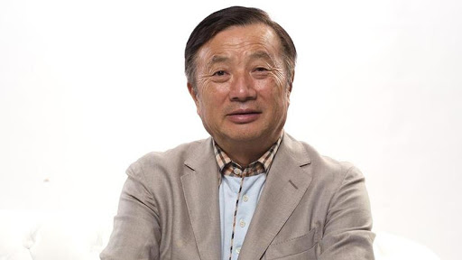 Huawei founder and CEO Ren Zhengfei.