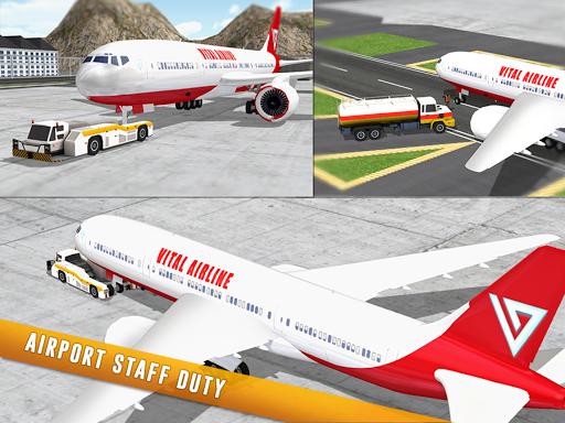 玩模擬App|飛行機フライト空港レスキュー免費|APP試玩