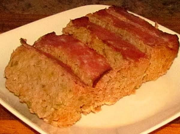 Gluten Free Turkey & Chili Meatloaf