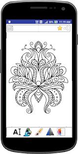 Magic Mirror mandalas - náhled