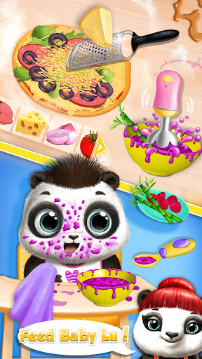 Panda Lu Baby Bear Care 2 - Babysitting & Daycare  screenshots 4