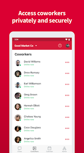 Crew - Free Messaging and Scheduling screenshot 5