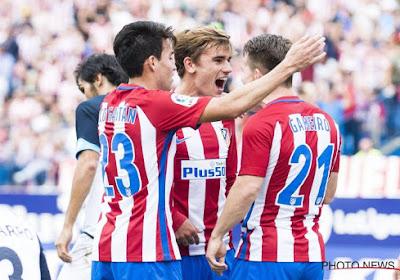Liga : l'Atletico Madrid de Carrasco trop fort pour Valence