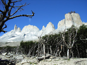 Photo: Cuernos im Torres del Paine Nat. Park