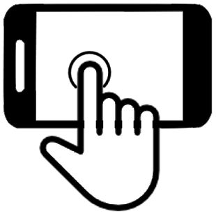 Mobile Touchpad Screenshot