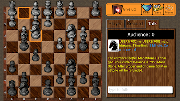 Screenshot of World Chess Net