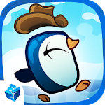 Icy Jump Icon