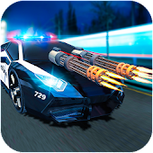 SuperHero Police Car Chase