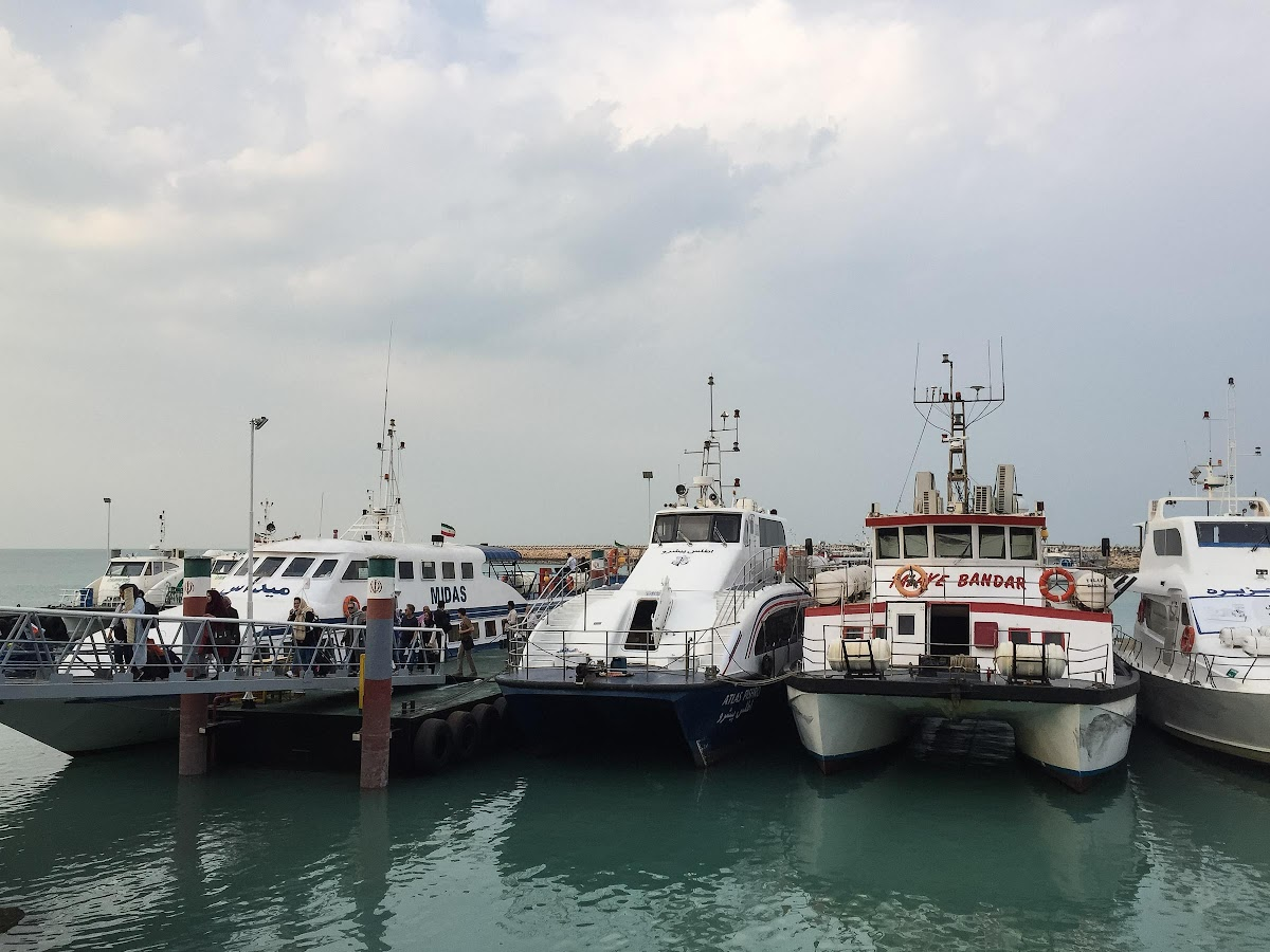 Hormuz Island Guide: Travel Tips & Things To See // Ferry from Hormuz to Qeshm