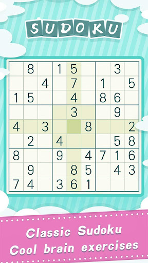 Sudoku Charmy screenshot 1