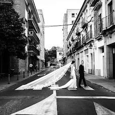 Wedding photographer David Muñoz (mugad). Photo of 17.10.2018
