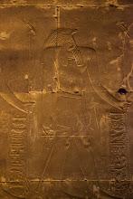 Photo: Horus temple, Edfu - Geb ?