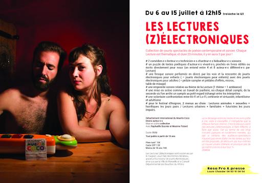lectures (z)électronique