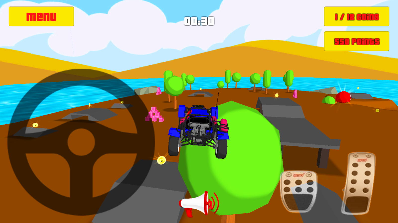 Play Freestyle Car Driving Games
