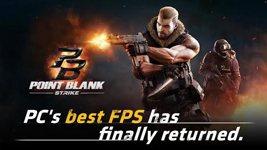 Point Blank: Strike Mod 2.5.4 Apk [Unlimited Ammo/Weapons] 1