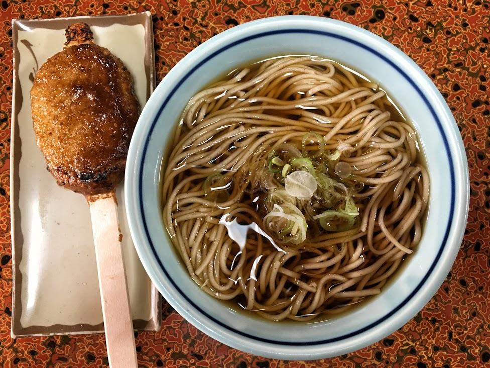 japońskie potrawy, Soba