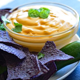 Vegan Nacho Cheese Sauce.