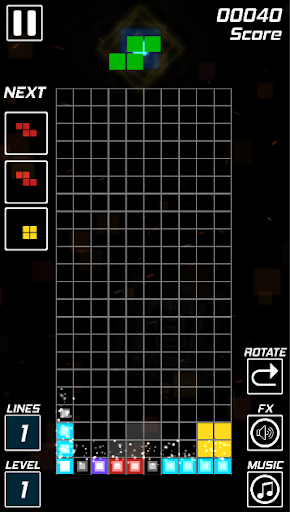 Tetris screenshot 4