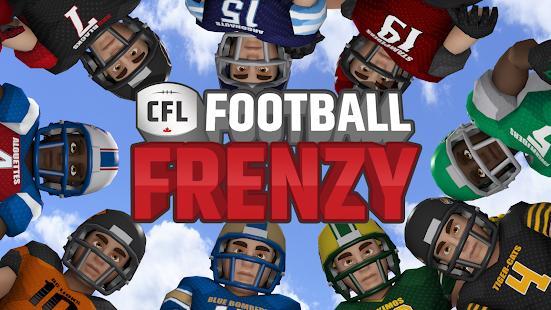 CFL Football Frenzy - náhled
