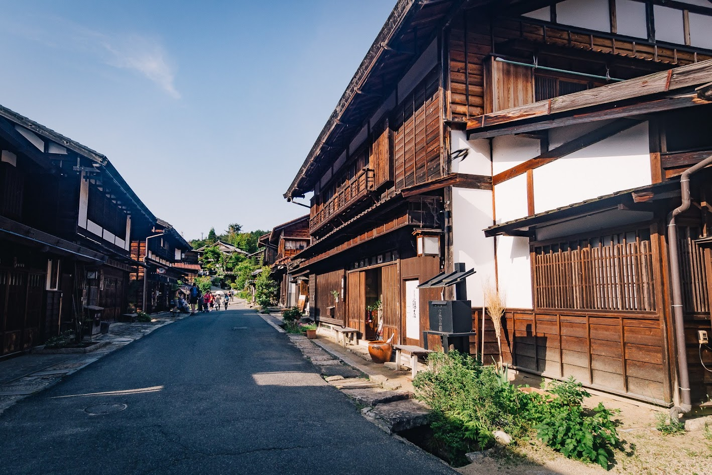 เดินป่าญี่ปุ่น : จาก Magome ถึง Tsumago
