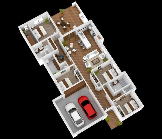 Floor plan 3d android apps on google play Make your own blueprints app