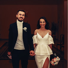 Wedding photographer Natasha Fedorova (natagenna). Photo of 03.10.2018