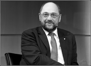 Photo: Martin Schulz, President of the European Parliament, Guests of the KörberForum of Hamburg