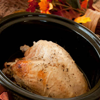 Slow Cooker Turkey Breast.