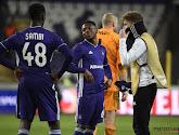 Mohammed Dauda (Anderlecht) is op weg naar Vitesse