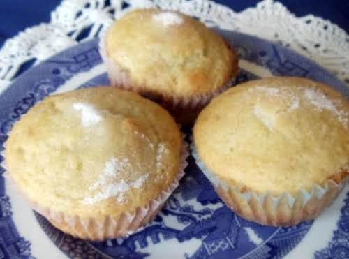 "Lemonade Muffins ""I added a cup of fresh raspberries to this and..."