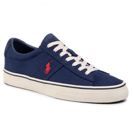 Sayer-Ne Sneakers, newport navy