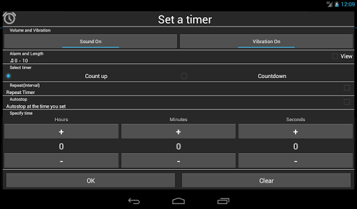 Multi Stopwatch and Timer Pro screenshot 14