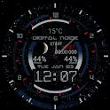 Digital RWB HUD Watch Face icon