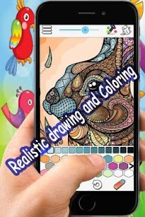 Drawing Coloring Kids : Draw-show Games - náhled