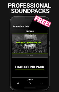 Extreme Drum Pads- screenshot thumbnail
