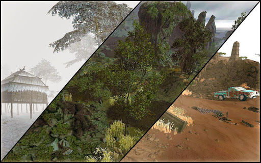 Target Sniper 3D Games apkpoly screenshots 2