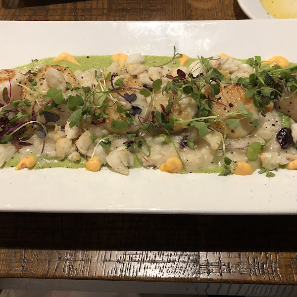 SEA SCALLOP RISOTTO