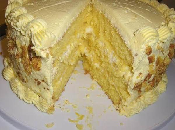 Lemon Drop Cake Recipe