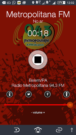 Rádio Metropolitana 94 3