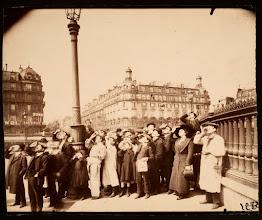 Photo: LÕEclipse, avril 1912