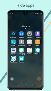 Cool EM Launcher - EMUI launcher style for Mate 20 for PC / Windows