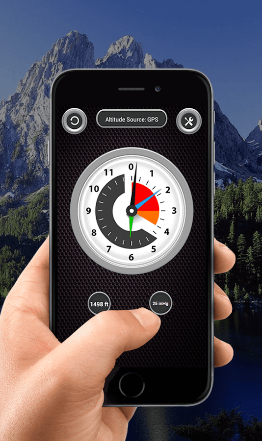 Accurate Altitude Measurement Android Apps On Google Play - Sea level elevation finder