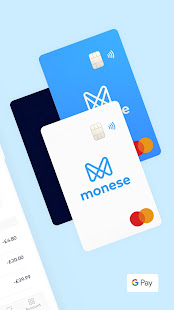 App Monese - Current Account APK for Windows Phone