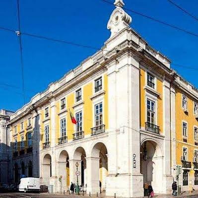 Pousada de Lisboa, Terreiro do Paço