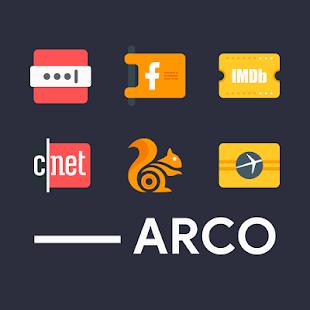 Arco Iconpack - náhled
