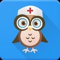 Owlet Pill Box icon
