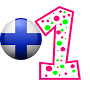 finnish number memory board APK icon